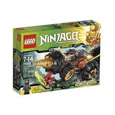 Lego Ninjago Cole's Earth Driller 70502 - Shop4Toyz