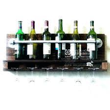 wall mounted wine glass rack holder uk canada ikea
