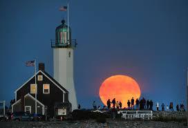 Glorious skies will light up October nights - The Boston Globe