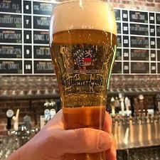barchen beer garden tap list