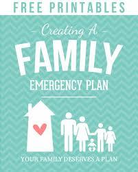 Create A Family Emergency Plan Simply Fresh Designs