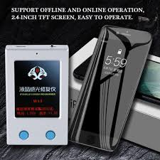 Us 57 0 W13 Lcd Ambient Light Sensor Vibrator Repair Machine Ip Display Eeprom Programmer For Iphone Xs Xr Max Eeprom Programmer Device In Phone