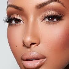 natural makeup for dark skin natural makeup for dark skin magnet look