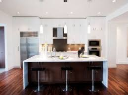 one wall kitchen designs with an island 30
