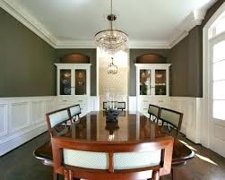 Design For Dining Room Unique 48 Wall Crown Molding Designs Dining Room Ideas Chair Rail