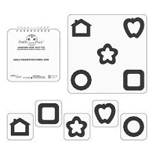 Pediatric Vision Screening Charts Single Symbol Book