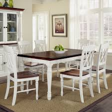 7 Pc Oval Dinette Dining Room Set Table And 6 Home Design Houzz