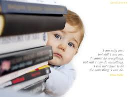 Cute Baby Picture With Quotes
