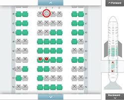 Japan Airlines Has A Seat Map That Shows Where Toddlers Will