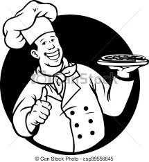 cooking clipart black and white. Unique Clipart Cooking Clipart Line Cook In Cooking Clipart Black And White