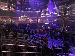 Staples Center Section 110 Concert Seating Rateyourseats Com