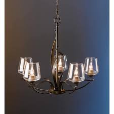 northic clear glass shades chandelier 7460 browse project for throughout plans 12