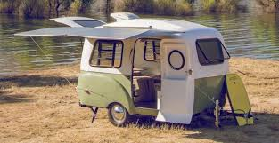 13 of The Best Small Travel Trailer For Retired Couples - Crow Survival