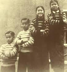 Lee's brother&sisters | Bruce lee photos, Bruce lee, Bruce lee family