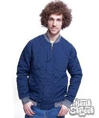 <b>Куртка ЗАПОРОЖЕЦ Short Fufaika</b> - синяя – купить по доступной ...