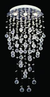 one other image of crystal pineapple chandelier