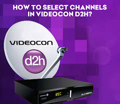 Videocon D2h Monthly Recharge Chart How To Select Channels In Videocon D2h Cashkaro Blog