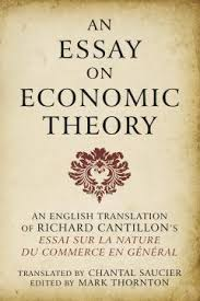 essay on an essay on economic theory mises institute