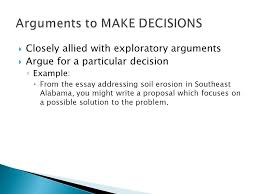 everything s an argument ppt 12 arguments to make decisions