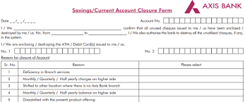 Sample Bank Statement Classy How To Close Axis Bank Account Online