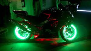 Firepower Wheel Lighting Motorcycle Wheel Light Kit Youtube