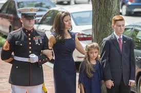 Marine from Frederick buried at Arlington after deadly plane crash ...