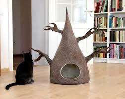 stylish cat furniture. Image Of: Amazing Cat Tree With Litter Box Stylish Furniture O
