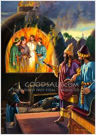 In the Fiery Furnace