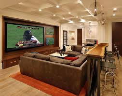 Bar space is essential real estate for any man cave. Whenever you design a  room you want your friends to hang out in, it sure as heck better have some  place ...