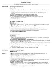Operator Process Resume Samples Velvet Jobs Heavy Equipment Cover