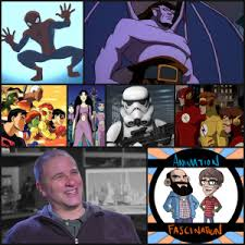 """Animation Fascination"""" Episode 75: The Spectacular Greg Weisman   Animation  Fascination"""