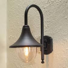 konstsmide bari outdoor wall light