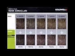Goldwell Reshade Color Chart Goldwell Men Reshade Erkek Sa Boyasi Esaskozmetk Com Tr
