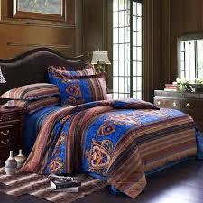 bohemian bedding sets comforter blue twin bohemian bedding sets