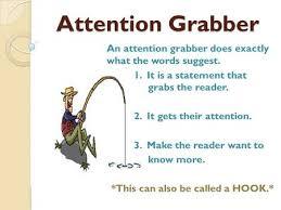how to write a good grabber sentence ga how to write a good grabber sentence