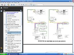fordmanuals com 1969 colorized mustang wiring diagrams ebook diagrams screenshot of 1969 colorized wiring page