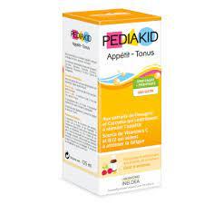 Siro cho trẻ biếng ăn Pediakid Appetit Tonus