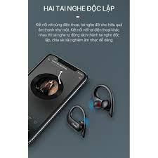 Tai Nghe Không Dây Bluetooth 5.0 VIVAN Sport X Kiểu Dáng Thể Thao Chống  Nước IPX5 Cảm Ứng Thông Minh Playtime Đến 25H - Tai nghe Bluetooth nhét Tai