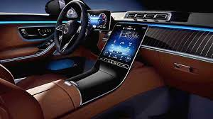 It ll also come standard with new interactive led lightning that responds to driver assistance. 2021 Mercedes S Class Interior Extremely Luxurious Large Sedan Youtube