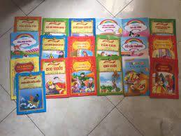 Bộ 20 Truyện tranh cho bé - Truyện cổ tích được yêu thích nhất
