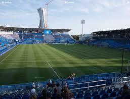 Saputo Stadium Section 116 Seat Views Seatgeek