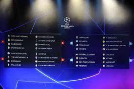 Erstellt am 30.09.2020 um 23:55 32 mannschaften in vier töpfen ergeben am ende die acht gruppen für die diesjährige gruppenphase. Champions League 2019 20 Die Deutschen Gegner In Der Gruppenphase
