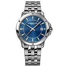 raymond weil watches ernest jones raymond weil tango men s stainless steel bracelet watch product number 1957953