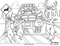 Small Picture Coloring Pages Hunter Ed Adventures