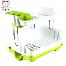 target dish drying rack drying dish rack 2 layer space saver dish drainer drying rack stainless