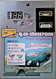 Breathalyzer Vending Machine Mesmerizing Breathalyzer Vending Machines For Sale Coin Operated Breathalyzers