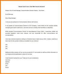 14 Covering Letter For Job Application By Email Weddingsinger On