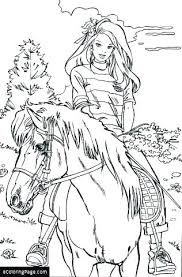 Realistic Horse Coloring Pages Printable Realistic Horse Coloring