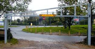 Height Restriction Barriers Design Height Barriers Vehicle Control Mulhollands Contracts
