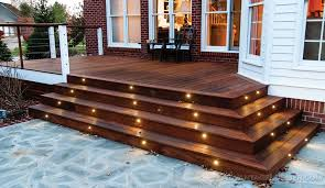 deck lighting. Deck Lighting R